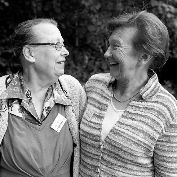 Christiane et Michèle