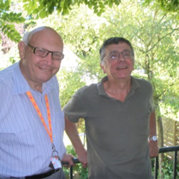Etienne et Marc
